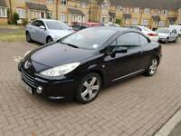 2008 Peugeot 307cc -2.0L Petrol - New 12 Months MOT - Electric Roof