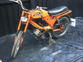 Barn Find BATAVUS Moped