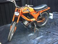 Barn Find BATAVUS Moped