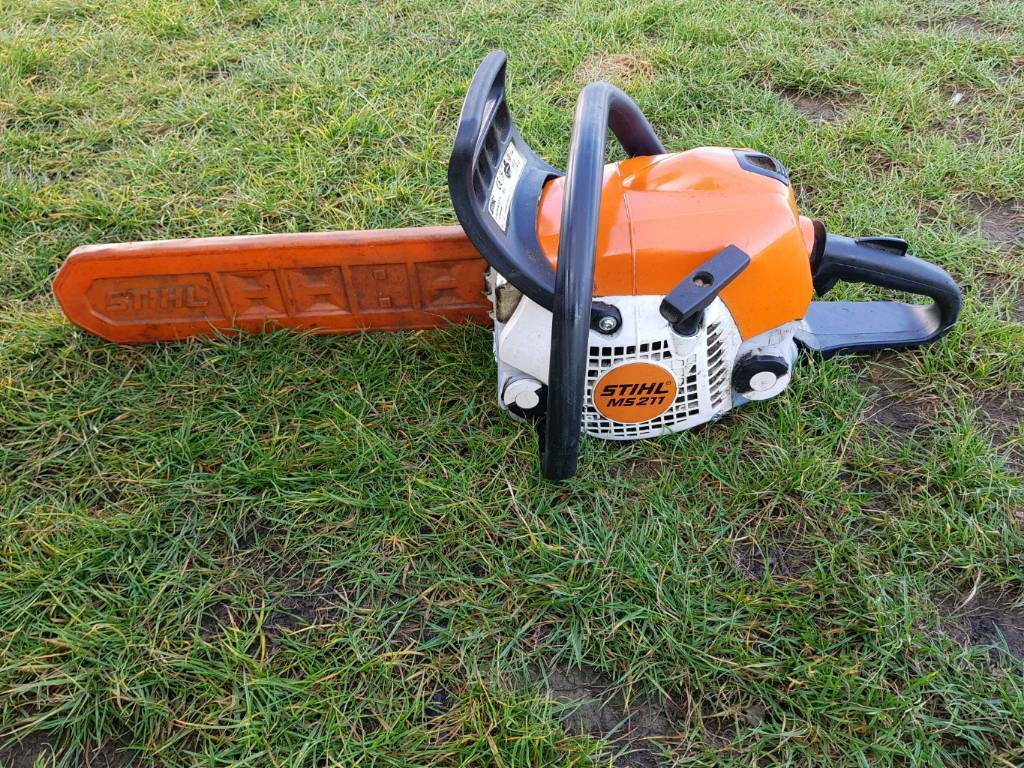 stihl chainsaw ms211 | in essex | gumtree