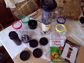 Tower Vitablend Multi Food Blender + manual / Model T12002