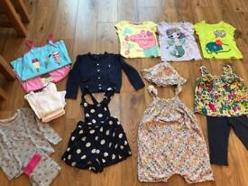 2-3 year bundle of girls clothes