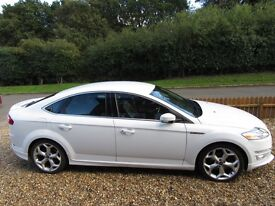 FORD MONDEO TITANIUM X SPORT 2.2 FULL MOT JUST FULLY SERVICED FANTASTIC CAR 2011