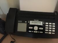 Phillips magic fax machine / photocopier
