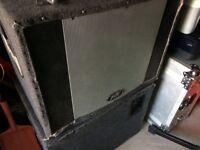 Peavey Pro - Sub 600watt 4OHM Bass Speakers
