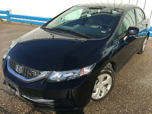 2013 Honda Civic LX *HEATED SEATS* Kitchener / Waterloo Kitchener Area image 1