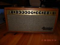 Guild Tamarack G300 timberland acoustic amplifier RARE