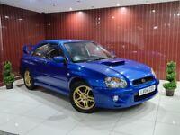 2004 04 REG Subaru Impreza - WRX 2.0 TURBO Saloon 91K LONG MOT - px welcome