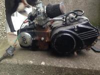 CDI engine 125cc