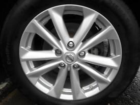 Nissan Qashqai ACENTA PREMIUM DIG-T (white) 2014-09-26