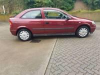 Vauxhall astra 1.6 petrol AUTOMATIC