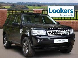 Land Rover Freelander SD4 HSE (black) 2013-12-05