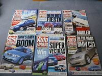 Auto Express magazine - 380 issues