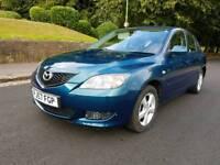 2007/57 Mazda 3 TS Auto 1.6 Petrol 105bhp, 5 doors, full service history & Hpi Clear