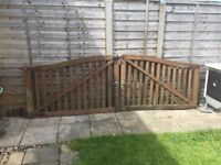 Forest Drive Way Gates - Used - £135