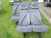 LDV CONVOY MINIBUS SEATS X 14