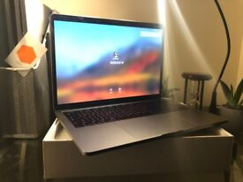 MINT CONDITION Macbook Pro With Touch Bar & Touch ID (256GB Storage, 8GB RAM, late 2016)