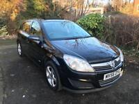 VAUXHALL ASTRA AUTOMATIC **LOW MILES & PAN ROOF**