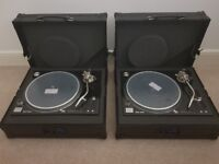 Technics SL-1210M5G Turntables ( PAIR)
