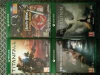 Xbox One Games Like new