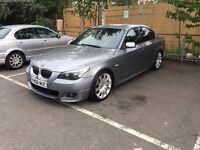BMW 5 SERIES 2.5 525d M Sport 4dr