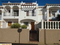 Costa Blanca, Spain. Townhouse, sleeps 4, A/C, English TV channels (SM011)