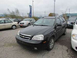 2007 Chevrolet Optra LT | ROOF| FRESH TRADE | AS IS London Ontario image 3
