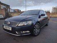 2011 Volkswagen Passat 2.0 TDI (140PS) BlueMotion Tech Sport DSG Gearbox 53K **1 year warranty**