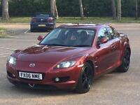 2006 MAZDA RX-8 LIMITED EVOLVE EDITION 2500 ENGINE REBUILD DRIVES FAULTLESS RX8 1/500 MADE LOW MILES