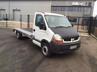 Vauxhall Movano renault master recovery truck 2.5dci low milage new mot and tax