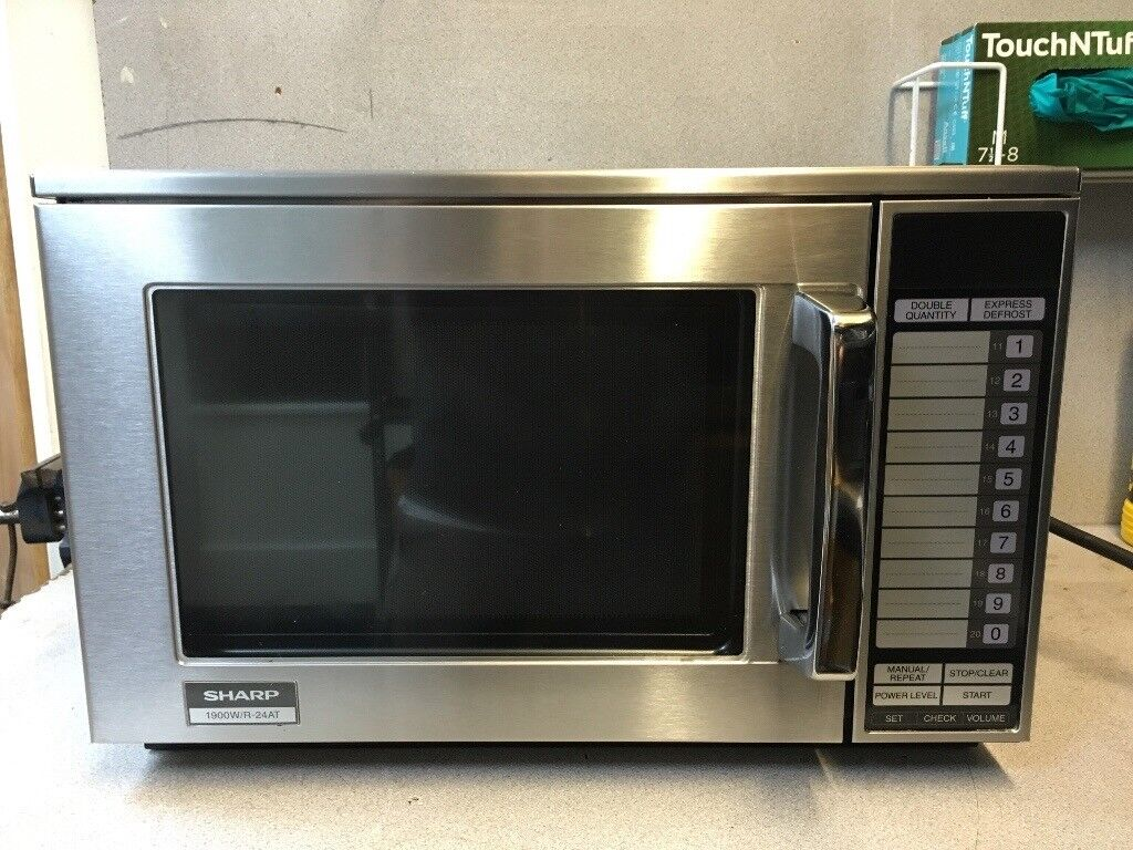 Commercial Microwave Sharp R24AT 1900w | in Quinton, West Midlands | Gumtree