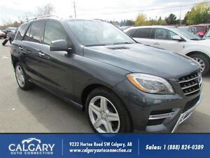 2013 Mercedes-Benz M-Class ML350/ BLUETEC/ 4MATIC/ GPS