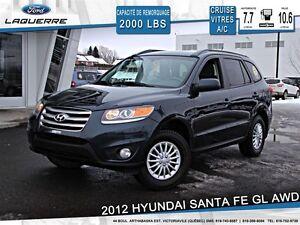 2012 Hyundai Santa Fe **GL*AWD*AUTOMATIQUE*CRUISE*A/C**
