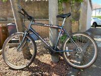 Shimano Falcon Warrior bike