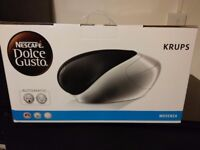Nescafe Dolce Gusto MOVENZA AUTOMATIC SILVER BY KRUPS®
