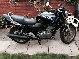 Honda cb 500 1997