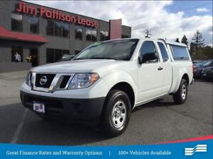 2013 Nissan Frontier S w/canopy
