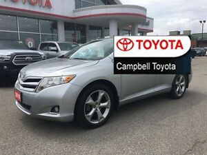 2016 Toyota Venza LE--V6--AWD--REAR CAMERA--CLOTH