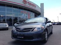 2012 Toyota Corolla CE POWER GROUP, BLUE TOOTH, HEATED SEATS