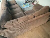 Corner sofa *2 years old*