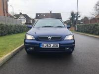 Vauxhall Astra 1.7 DTI Eco4 £30 a year road tax