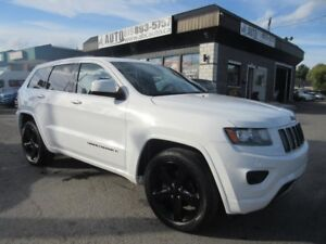 2014 Jeep Grand Cherokee Laredo Altitude 4x4 20 Inch Mag Wheels