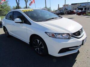 2013 Honda Civic EX LOADED! CAM BLUETOOTH