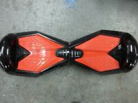 WIZBOARD EGO HOVERBOARD IN BLACK AND RED VGC C33