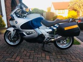 Bmw K1200rs excellent powerful sports tourer 2000