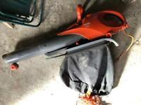 Flymo Garden Vacuum/Leaf Blower