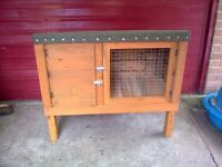 3ft Handmade Rabbit / Guinea Pig Hutch