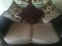 £150 or nearest offer - DFS Excellent Condition 4 Seater Sofa & Large 2 Seater Sofa