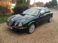 2007 Jaguar S-Type SE TD Automatic...135,000 Miles...Documented & Stamped Service History & New MOT