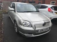 For sale - Toyota Avensis T4 1.8 Petrol